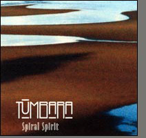 Tumbara - Spiral Spirit CD Cover
