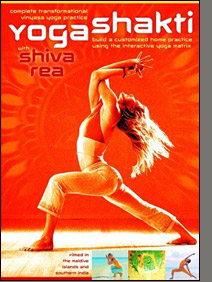 Yoga Shakti DVD Cover